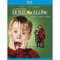 Home Alone (25th Anniversary) (Blu-ray + DVD + Digital HD) (Bilingual)