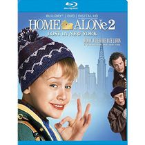 Home Alone 2: Lost In New York (Blu-ray + DVD + Digital HD) (Bilingual)