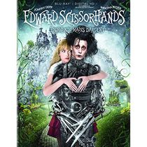 Edward Scissorhands (25th Anniversary) (Blu-ray + Digital HD) (Bilingual)