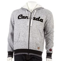 Canadiana Men's Fleece Hoodie XL/TG