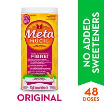 Metamucil Smooth Texture Fibre - 48 doses