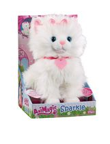 Animagic Sparkle My Glowing - Kitten Plush Soft Toy