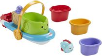 Fisher-Price – Bateau Stackin' Tubtime