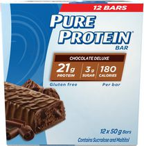 Pure Protein Chocolate Deluxe 12 x 50G Value Pack