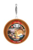 "Gotham Steel 11"" Ceramic and Titanium Non-stick Frying Pan"