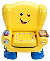 Fisher-Price Laugh & Learn Smart Stages Chair Playset - English Edition