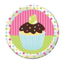 Creative Converting Party Sweet Treats Dinner Plate