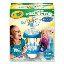 Sketcher Projector - Frozen