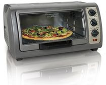 Hamilton Beach 6 Slice Easy Reach Convection Toaster Oven