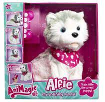 AniMagic Alfie My Training Jouet en peluche - chiot