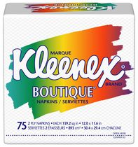 Serviettes de table KleenexMD BoutiqueMD
