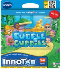 InnoTab Software: Bubble Guppies- English Version