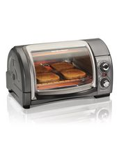 Hamilton Beach Easy Reach 4 Slice Toaster Oven