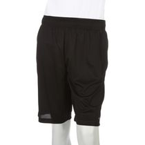 Athletic Works Men's Bird's Eye Short Black XL/TG