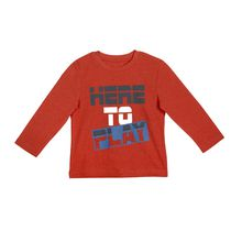Athletic Works Toddler Boys'  Long Sleeved Graphic Shirt 3T