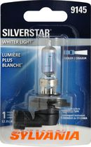 Sylvania SILVERSTAR 9145 Automotive Bulb, 1 Pack