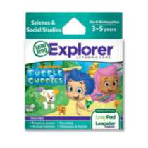 Explorer Game Bubble Guppies - English