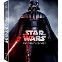 Star Wars: The Complete Saga (Blu-ray) (Bilingual)