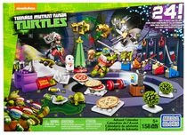 Mega Bloks Teenage Mutant Ninja Turtles Advent Calendar Building Set