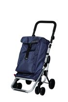 "Playmarket ""Go Up"" Shopping Trolley - Navy"