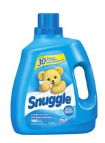 Snuggle® Cuddle Up Fresh Concentrated Fabric Softener