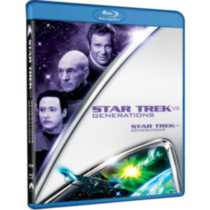 Star Trek VII: Generations (Blu-ray) (Bilingual)