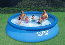 Ensemble de piscine facile à installer pour enfants de 12 pi (3,66 m) x 30 po (0,76 m) d'Intex