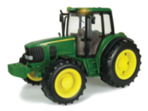 John Deere Big Farm Tractor - Item Ships in Assorted Characters