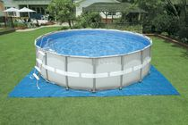 Intex 16 ft x 48 in Steel Ultra Frame Pool Set