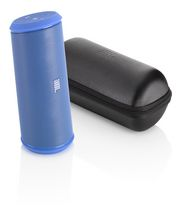 JBL Flip Portable Bluetooth speaker with bass port Blue