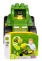 Coffret de construction Tracteur Transformable John Deere de Mega Bloks