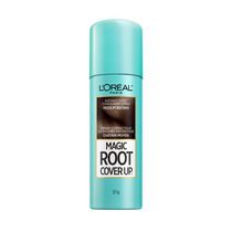 L'Oreal Paris Root Cover Up Temporary Grey Concealer Spray Light To Medium Brown