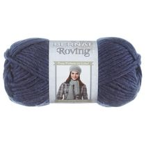 Bernat Roving Yarn Light Blue