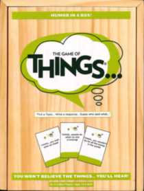 Jeu - Game of Things F/E