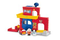 Coffret de jeu La Caserne de Pompiers Little People de Fisher-Price