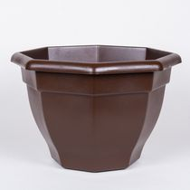 "Integrated Plastics 20"" Ascot Planter"