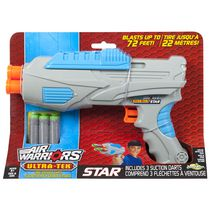 Air Warriors Ultra-Tek Star Dart Blaster