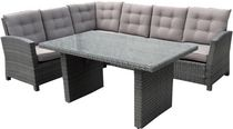 Henryka 3 Piece Dining/Sofa Set
