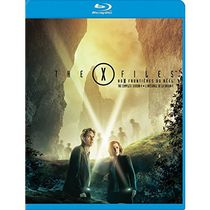 The X-Files: The Complete Season 4 (Blu-ray) (Bilingual)