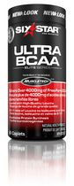 Six Star Elite Series Ultra BCAA Caplets