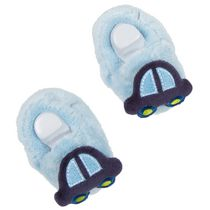 Gerber 1 Pair Velboa Booties - Boy