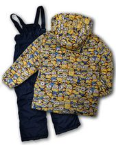 Despicable Me Minions Unisex Cool Snowsuit Size 5