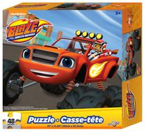 Nickelodeon Blaze and the Monster Machine 48 Piece Puzzle