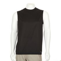 Athletic Works Men's Sleeveless Mesh Muscle Shirt L/G