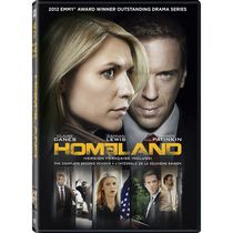 Homeland: The Complete Second Season (Bilingual)