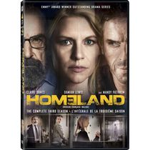 Homeland: The Complete Third Season (Bilingual)