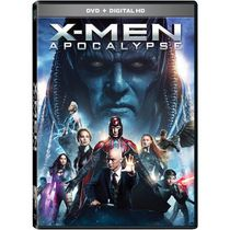 X-Men Apocalypse (DVD + Digital HD) (Bilingual)