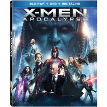 X-Men Apocalypse (Blu-ray + DVD + Digital HD) (Bilingual)