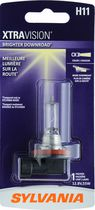 Sylvania  XTRAVISION H11 Automotive Headlight, 1 Pack