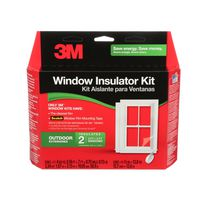 3M Canada Outdoor Window Insulator Kit, Two Window